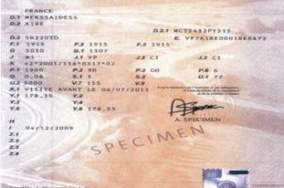 Fermeture du service des certificats dimmatriculation de la