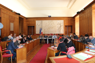 Photo de l'assemblée