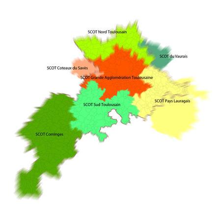 Les Scots De La Haute Garonne Le Schema De Coherence Territoriale Scot Et Son Porter A Connaissance Pac Planification Amenagement Durable Du Territoire Politiques Publiques Accueil Les