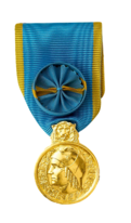 Médaille d'or, illustration